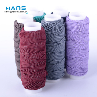 Hans Eco Friendly Multicolor Elastic Thread