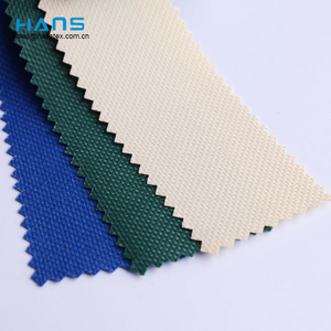 Hans Manufacturer OEM Fashionable 600d Oxford Fabric