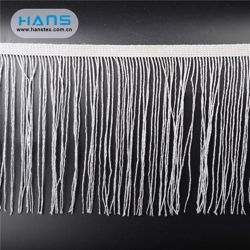 Hans Factory Hot Sales Beautifical Tassel Trim