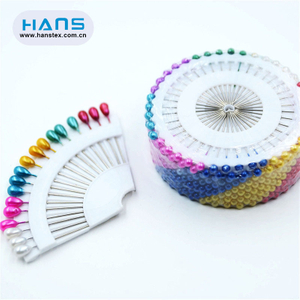 Hans Free Sample Non-Slip Head Pin