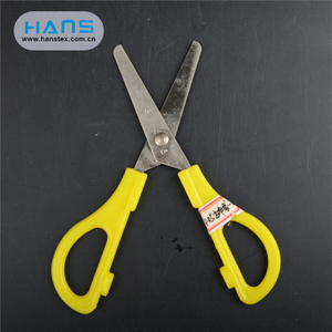 Hans Factory Hot Sales Antirust Student Scissors
