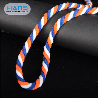 Hans Most Popular and Hot Dexterous Wholesale Cotton Cord