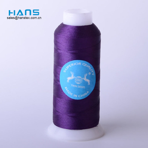 Hans Easy to Use Colorful Machine Embroidery Thread