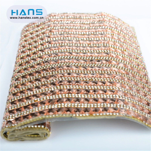 Hans Accept Custom Simple Rhinestone Sheet