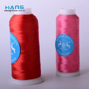 Hans Hot Sale Continuous Viscose Embroidery Thread