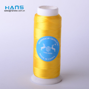 Hans Free Sample Promotional Silk Thread