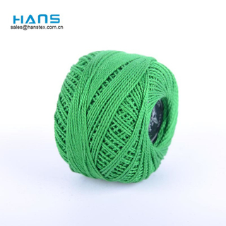 Hans Amazon Hot Sale Promotional Crochet Thread