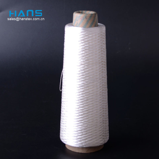 Hans Eco Custom Made High Tenacity PP Tape Yarn