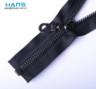 Eco Custom Made Fastness to Soaping Metal Zipper for Jeans