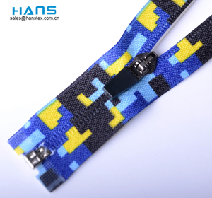 Hans 2019 Hot Sale Strong Water Proof Zipper