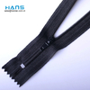Hans Wholesale China Anticorrosive Zippers for Boots