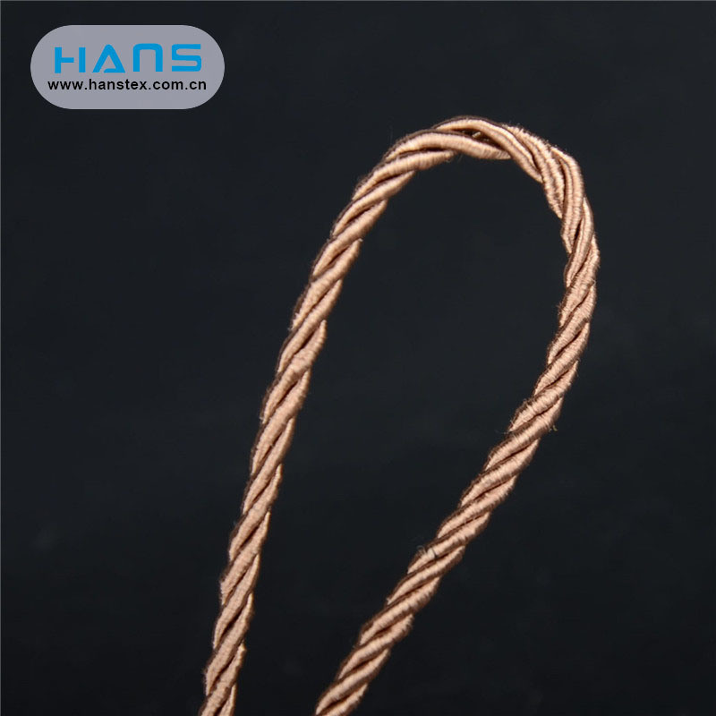 Hans Super Cheap Solid Curtain Rope