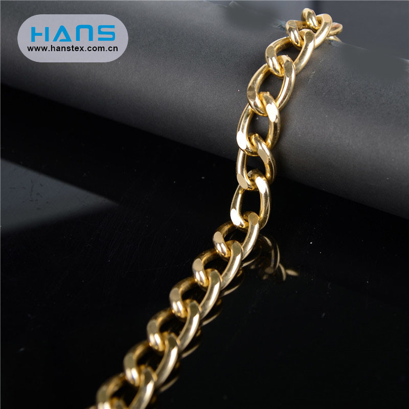 Hans Newest Arrival New Arrival Metal Bag Chain
