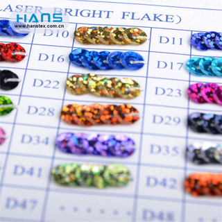 Hans Stylish and Premium Noble Flip Sequin