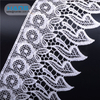 Hans Customized Dress Lace Fabric Embroidery