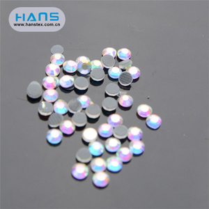 Hans Free Design Logo Decorations DMC Rhinestone
