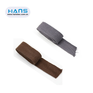 Hans Cheap Wholesale Cotton Tape 3mm