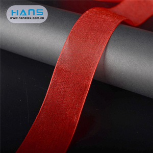 Hans Accept Custom Popular Silk Sari Ribbon