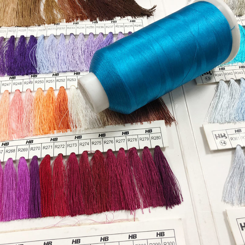 Hans Manufacturers Wholesale Convenient and Simple embroidery Thread