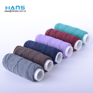 Hans Most Popular Super Selling Colorful Extruded Rubber Thread