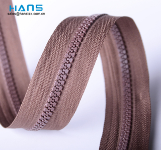 Hans Cheap Price Strong Zipper by The Yard