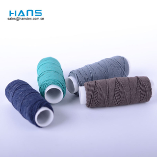 Hans Super Cheap Mixed Colors Rubber Thread
