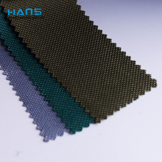 Hans New Well Designed Durable 600d Polyester Oxford Fabric