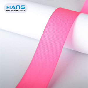 Hans Accept Custom Garment Accessories Supreme Ribbon