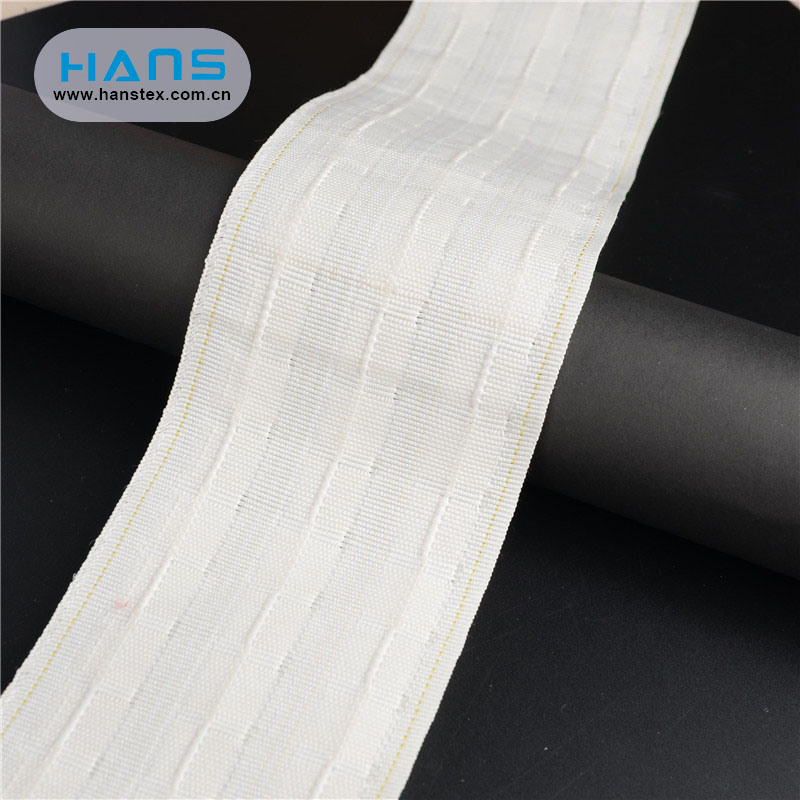 Dsola China Factory Polyester Curtain Tape