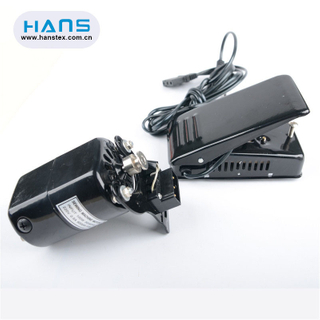 Hans New Products 2018 Sewing Machine Motor Servo
