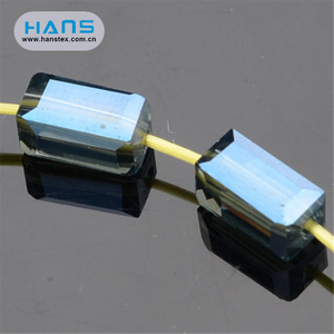 Hans New Well Designed Transparent Color Blasting Glass Bead