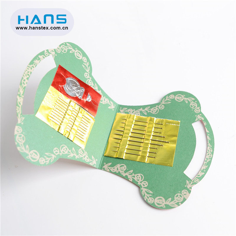 Hans High Quality OEM Non-Slip Lovely Mini Sewing Kit