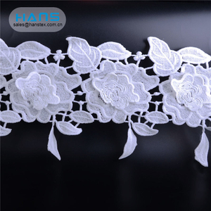 Hans China Factory Colorful Full Lace