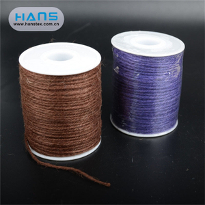 Hans Factory Direct Sale Durable Jute Rope