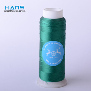 Hans Example of Standardized OEM Color DMC Embroidery Thread