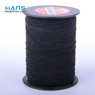 Hans Customized Service High Density Latex Rubber Yarn