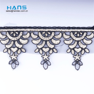 Hans New Custom Popular Knitting Machine Lace