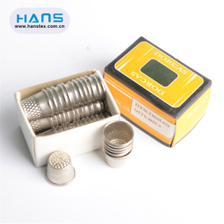 Hans Promotion Cheap Pirce Non-Slip Mini Sewing Thimble
