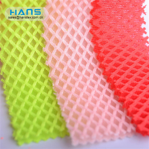 Hans Cheap Wholesale Hometextile 3D Air Mesh Fabric