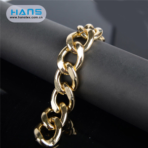 Hans Cheap Price Decorations Metal Handbag Chain