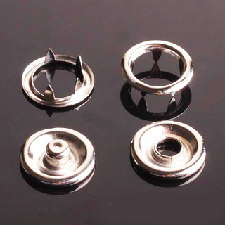 Hans Excellent Quality Nickel-Free Prong Snap Button