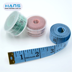 Hans Easy to Use Multiple Colour Waterproof Tape Measure