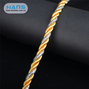 Hans Cheap Promotional Wholesale Soft Twisted Rope