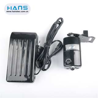 Hans Custom Manufactured Industrial Sewing Machine Motor