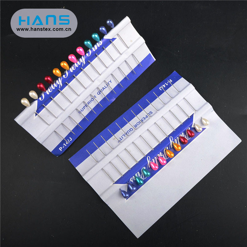 Hans Most Popular Super Selling DIY Long Needle Lapel Pin