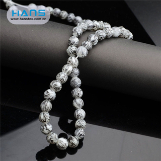 Hans Factory Hot Sales Bright 20mm Crystal Beads