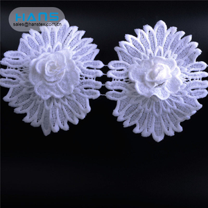 Hans China Supplier Promotional Voile Lace