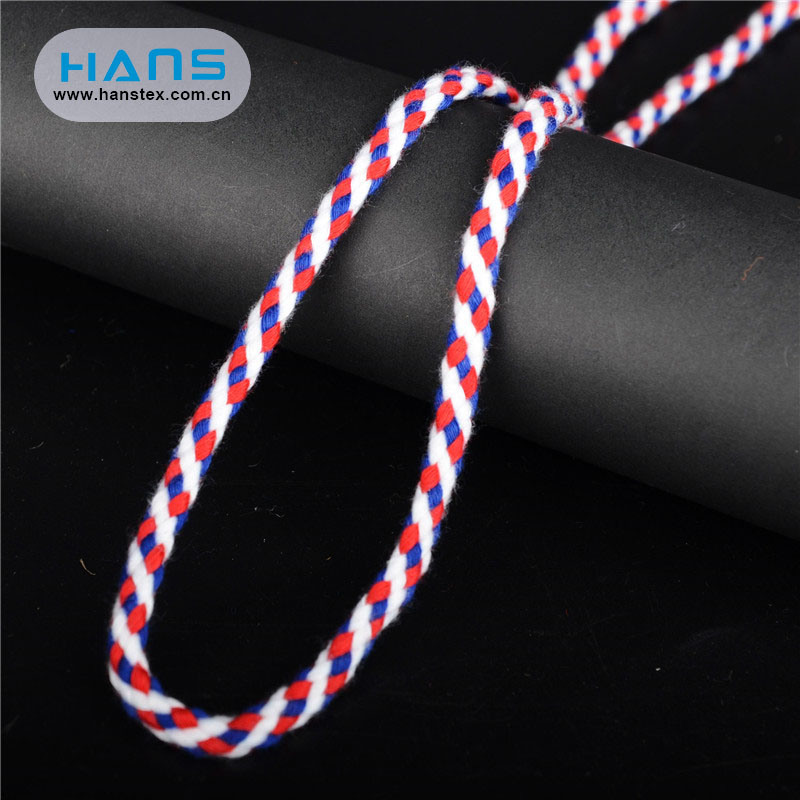 Hans Best Selling Easy to Use Organic Cotton Rope
