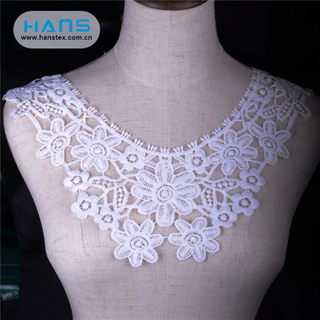 Hans Factory Hot Sales Popular Guangzhou Lace