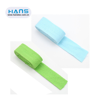 Hans 2019 Hot Sale Comfortable Cotton Snap Tape
